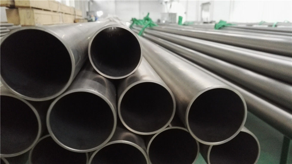 High Strength 3 Inch Titanium Tubing Grade 7 Anti - Corrosion For Aerospace Field