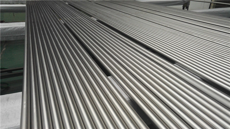 High Pressure Thick Wall Titanium Tube As Anticorrosive Construction Materials